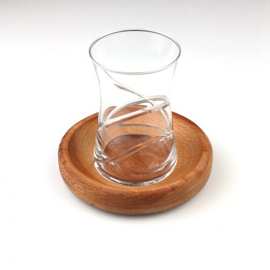 Wood Tea Tray 11cm