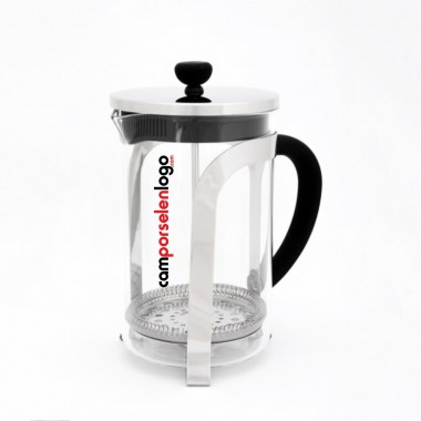 Logo Baskılı French Press 800ML
