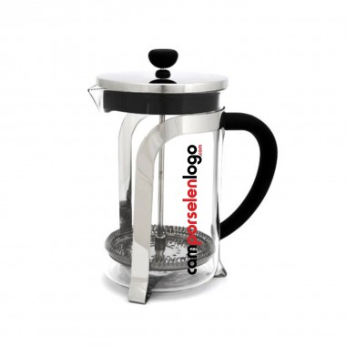 Logo Baskılı French Press 600ML