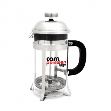Logo Baskılı French Press 350ML